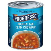 Progresso Manhattan Clam Chowder