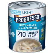 Progresso Light New England Clam Chowder