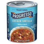 Progresso Traditional Chicken Tortilla Soup