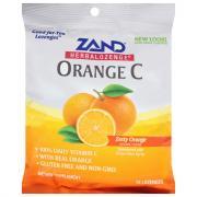 Zand Vitamin C Orange Herbal Lozenges