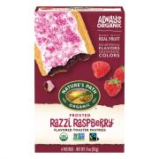 Nature's Path Organic Raspberry Frosted Toaster Pastries