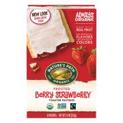 Nature's Path Organic Frosted Strawberry Toaster Pastries