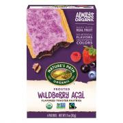Nature's Path Organic Wildberry Acai Frosted Toaster Pastry