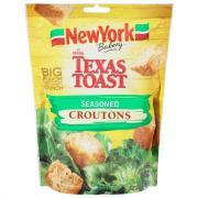 New York Texas Toast Seasoned Croutons