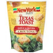 New York Texas Toast Garlic & Butter Croutons