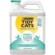 Tidy Cats Free & Clean Unscented Clumping Litter