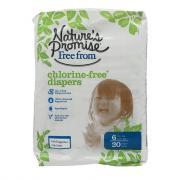 Nature's Promise Diaper Size 6 Jumbo