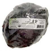 Nature's Promise Organic Red Cabbage