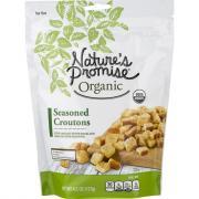 Nature's Promise Organic Seasoned Croutons