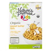 Nature's Promise Kids Organic Peanut Butter Dots
