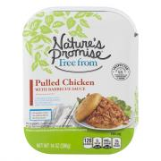 Nature's Promise Shredded Chicken with BBQ Sauce