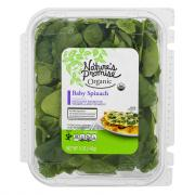 Nature's Promise Organic Baby Spinach