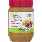 Nature's Promise Organic Creamy Peanut Butter