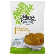 Nature's Promise Yellow Corn Tortilla Chips