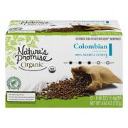 Nature's Promise Organic Columbian Single Serve Coffee