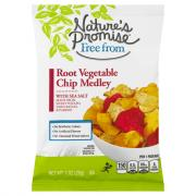 Nature's Promise Root Vegetable Chip Medley