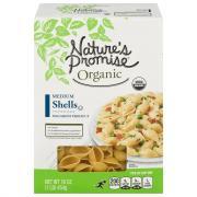 Nature's Promise Organic Medium Shell Pasta