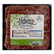 Nature's Promise 85% Lean Ground Beef