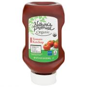 Nature's Promise Organic Tomato Ketchup