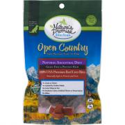 Nature's Promise Open Country Beef Liver Bites