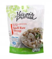 Nature's Promise 51/60 Tail On Raw Peeled n Deveined Shrimp