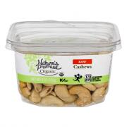 Nature's Promise Organic Raw Cashews