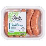 Nature's Promise Mild Italian Chicken Sausage