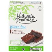 Nature's Promise Gluten Free Chocolate Brownie Mix