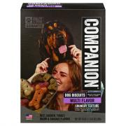 Companion Multi Flavor Dog Biscuits