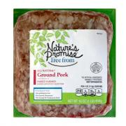 Nature's Promise Ground Pork