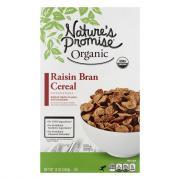 Nature's Promise Raisin Bran Cereal