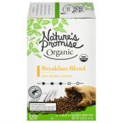 Nature's Promise Organic Breakfast Blend Single Serve Coffee