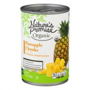 Nature's Promise Organic Pineapple Chunks