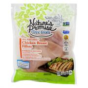 Nature's Promise All Natural Boneless Chicken Breast Portion