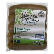 Nature's Promise Apple Chicken Sausage