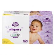 Always My Baby Diapers Club Size 3