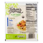 Nature's Promise Organic Firm Tofu