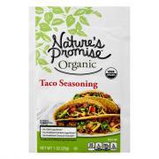 Nature's Promise Organic Taco Seasoning
