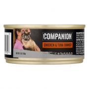 Companion Chicken & Tuna Dinner
