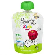 Nature's Promise Kids Apple Squeezable Fruit