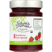Nature's Promise Organic Strawberry Fruit Spread