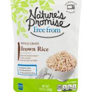 Nature's Promise 90 Seconds Whole Grain Brown Rice