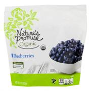 Nature's Promise Organic Frozen Blueberries