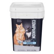 Companion Light Weight Unscented Clumping Litter Pail