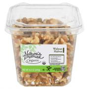 Nature's Promise Organic Walnut Halves