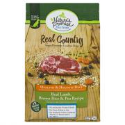 Nature's Promise Real Country Lamb and Brown Rice