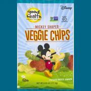 Good Health Disney Shaped Veggie Chips