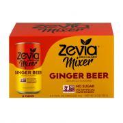 Zevia Zero Calorie Ginger Beer