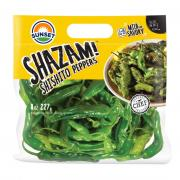 Shazam! Shishito Peppers