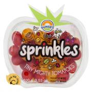 Sprinkles Tiny Tomatoes